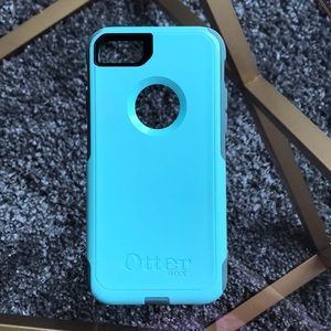 EUC iPhone 7 Case Otterbox Hard Shell Case